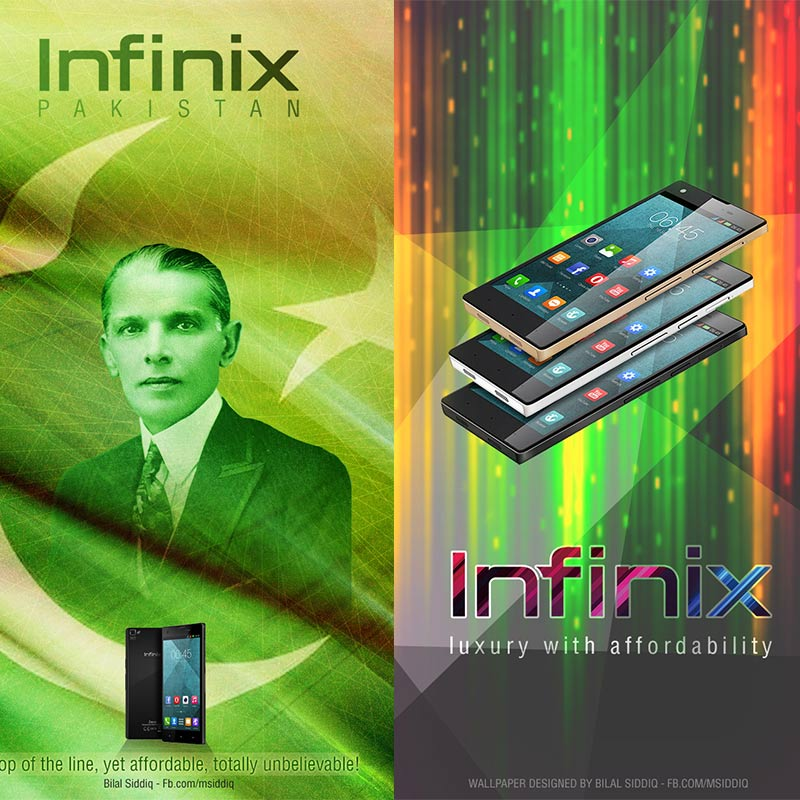 Infinix Mobile Wallpapers