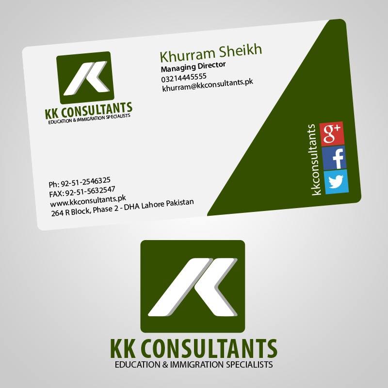KK Consultants Branding & Print