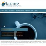 Tarang Consulting Web