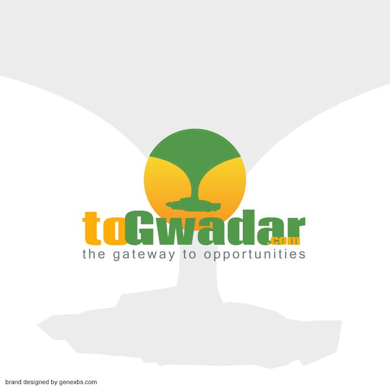 toGwadar.com Branding