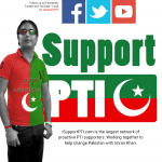 Largest Network of PTI Supporters – iSupportPTI.com