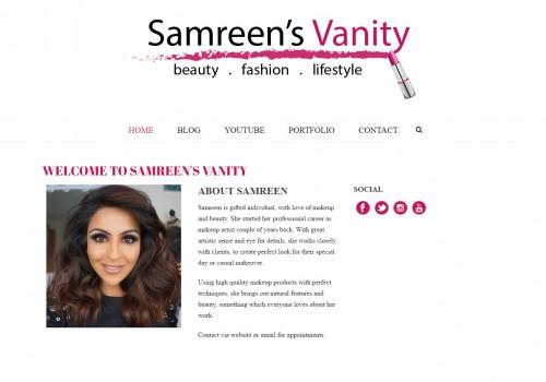 Samreens Vanity